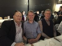 Terry Piva, James Wells and Guy Lyons
